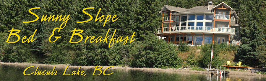 Sunny Slope Bed and Breakfast