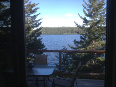 Sunny Slope Bed and Breakfast Lake View